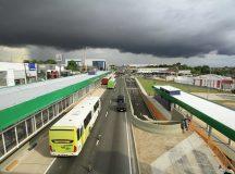Em Manaus, faixa exclusiva do transporte coletivo voltará a funcionar na Avenida Constantino Nery