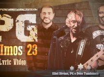 """PG lança primeiro clipe do """"PG Blues Project – Salmodiando"""""""