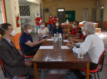 Prefeitura de Manaus firma parceria com governo alemão, via Cáritas, para reforçar prevenção à Covid-19 em indígenas