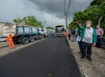 Prefeito Arthur Neto lança o 'Requalifica 7' com meta de recuperar mais 115 quilômetros de vias