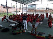 Prefeitura de Manaus realiza ações de Educação em Saúde na zona Norte