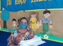 Professora da educação municipal de Manaus é destaque em quadro do programa Fantástico