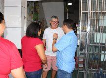 Moradores do São José dos Campos fecham com Arimateia Viana para vereador