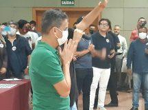 O Poder da Oração faz David Almeida vencer a eleição para prefeito em Manaus