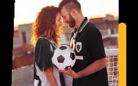 MRV realizam o primeiro casamento na Arena MRV