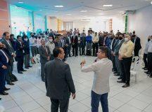 David Almeida se reencontra com Pastores Adventistas da União Brasileira do Noroeste