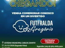 Amazonenses realizam 'Futfralda' para arrecadar leite para crianças de abrigo