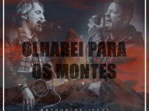"""Arthur de Jesus lança """"Olharei para os Montes"""" feat PG, a primeira canção disponibilizada do álbum """"Lado B"""""""