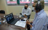 EDUCAÇÃO: Prefeitura de Manaus abre ano letivo dos alunos matriculados nas escolas ribeirinhas do rio Negro