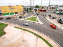 Prefeitura de Manaus inicia mudanças na circulação de veículos em vias da zona Norte