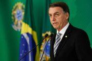 Presidente Bolsonaro sanciona lei de apoio a estados e municípios