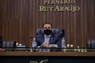 Presidente da Aleam Roberto Cidade solicita aumento de efetivo policial em Tabatinga (AM)