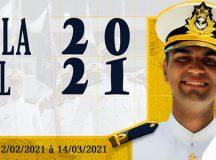 Marinha do Brasil informa que a Escola Naval está com inscrições abertas até 14 de março