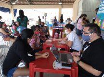 Moradores do Manauara 2 recebem atendimento social da Prefeitura de Manaus