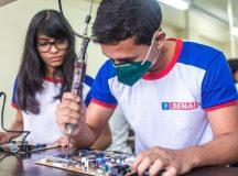 Prefeitura de Manaus realiza parceria com Senai-AM para a realização de cursos