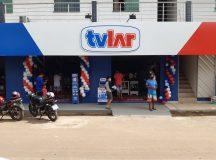 TVLAR inaugura sua 59ª loja no município de Alvarães, no AM