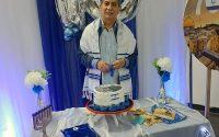 Hoje é dia de comemorar o aniversário do Pastor Fernando Kadoshi da Ieadam
