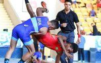 Atletas de Wrestling do Manaus FC se preparam para o Pan-Americano Sênior no México