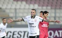 ESPORTE – Corinthians vence em Lima e segue vivo na Copa Sul-Americana