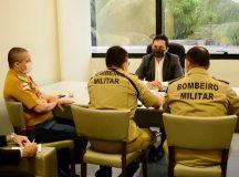 Concurso público para aumentar o efetivo do Corpo de Bombeiros Militares do Amazonas é discutido na Aleam