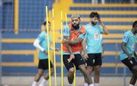 Copa América: seleção brasileira chega ao Rio de Janeiro para jogo contra Peru