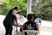 Semsa Manaus promove ação de busca ativa de casos suspeitos de tuberculose e hanseníase