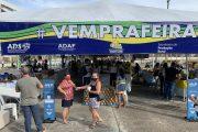 CSU do Parque 10 passa a receber feira de produtos regionais