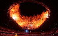 Pira olímpica é acesa e Jogos de Tóquio estão abertos oficialmente