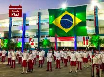 PGJ prestigia solenidade de 50 anos do Colégio Militar de Manaus