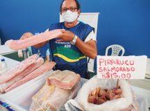 No Amazonas, homenagens e anúncio de nova feira da ADS marcam semana do Dia do Feirante