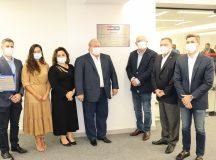 Presidente e Reitora do Centro Universitário Fametro recebem visita do Ministro da Educação