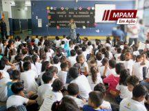 MPAM recorre à Justiça para garantir reforma em escola municipal de Manaus