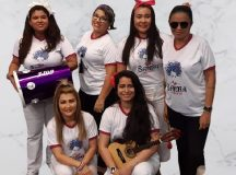 Samba Com As Moças promove a primeira roda de samba para mulheres em Manaus