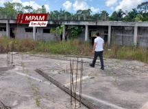 Promotoria de Justiça de Lábrea (AM) investiga obra abandonada de escola na Transamazônica – BR 230