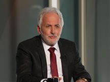 O apresentador, empresário e jornalista Otávio Mesquita , participa do programa Sem Censura, na TV Brasil