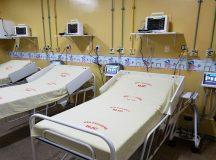 No Amazonas, apenas três municípios têm pacientes internados com Covid-19