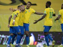 Seleção Brasileira vence Peru e mantém campanha perfeita nas Eliminatórias
