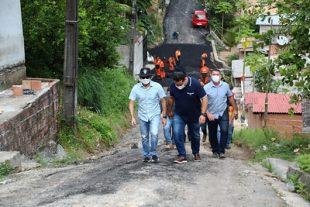 Em Manaus, recuperação das vias no Jorge Teixeira segue em ritmo acelerado