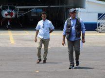 Coronel Menezes retoma viagens pelo interior do Estado por Apuí, no AM