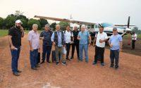 Vereador Marcel Alexandre visita municípios e faz articulações no interior do Amazonas