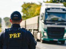 Fiscalização reforçada nas rodovias durante o feriadão