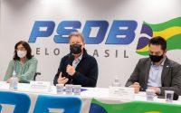 Arthur Virgílio Neto reafirma participação em debate do O Globo e Valor Econômico e diz que partido deve manter a unidade