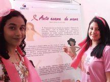 Se toca, mana! Ação alerta para subnotificação do câncer de mama no Amazonas