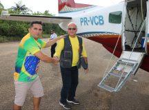 Vamos virar o jogo no interior do Amazonas, diz coronel Menezes