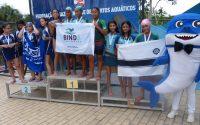 2º Circuito de Aspirantes de Menores – Troféu Isabelle Nobre reúne mais de 130 atletas no Sesi