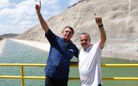 Jornadas das Águas: Presidente Bolsonaro entrega maior obra de infraestrutura hídrica de Pernambuco